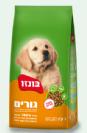 """מזון כלבים - בונזו גורים 3 ק""""ג"""