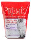חול קריסטלי לחתול PREMIO