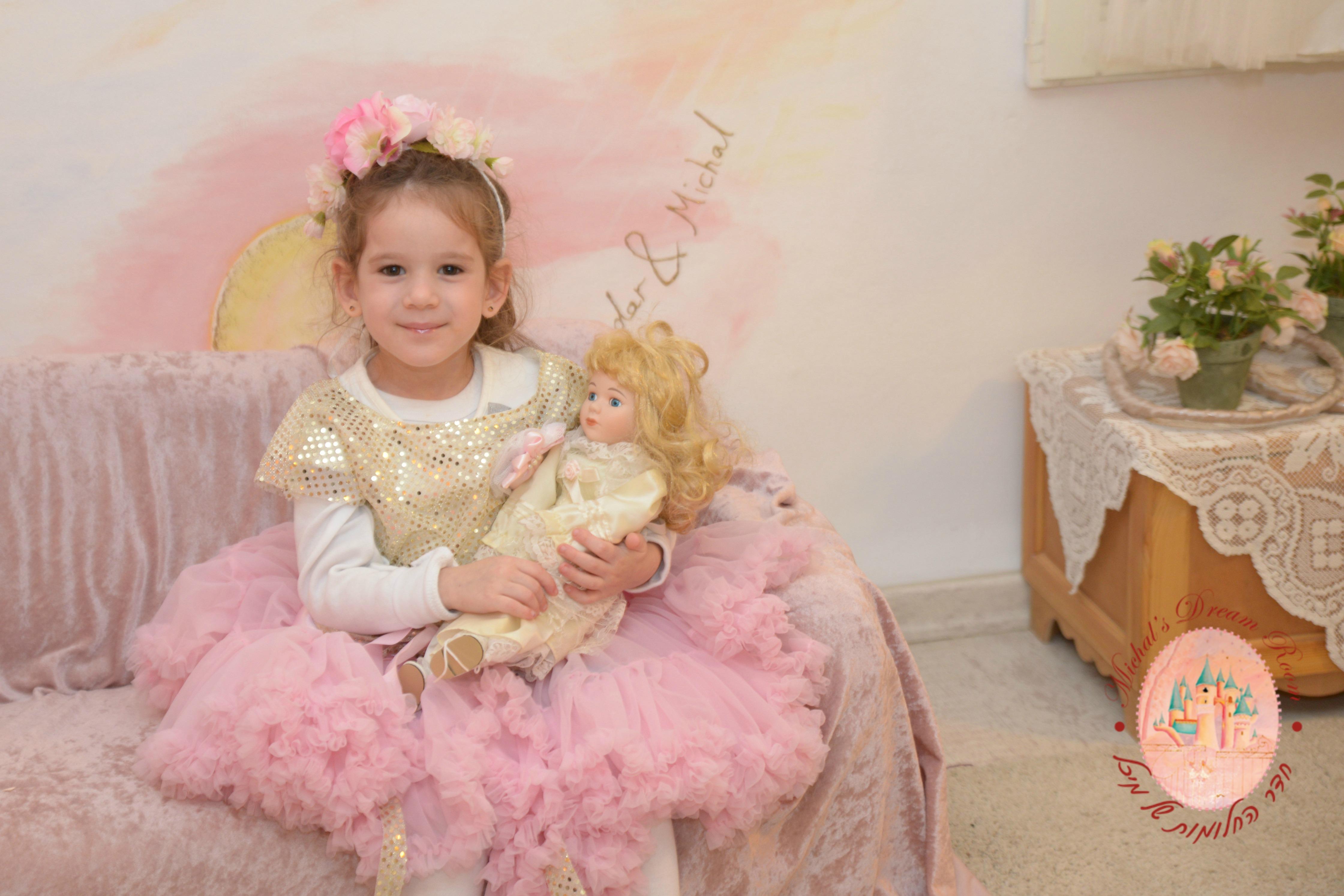 הפעלות ליום הולדת בנות נסיכות