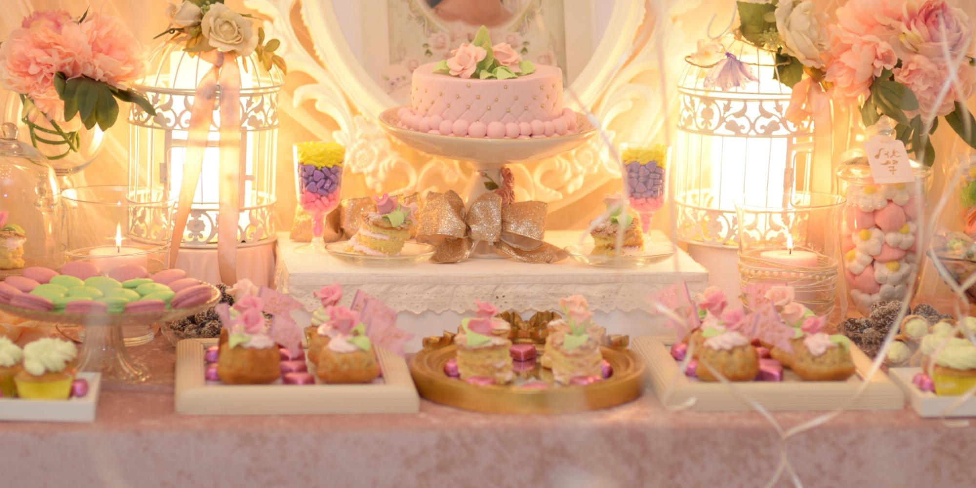 עיצוב אירועים לילדים, יום הולדת נסיכות לבנות
