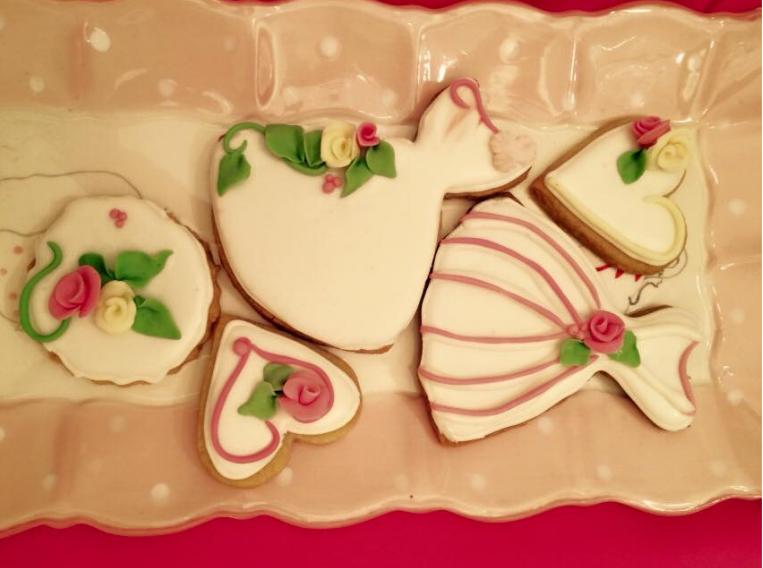 עוגיות מעוצבות, שולחן מתוק ליום הולדת
