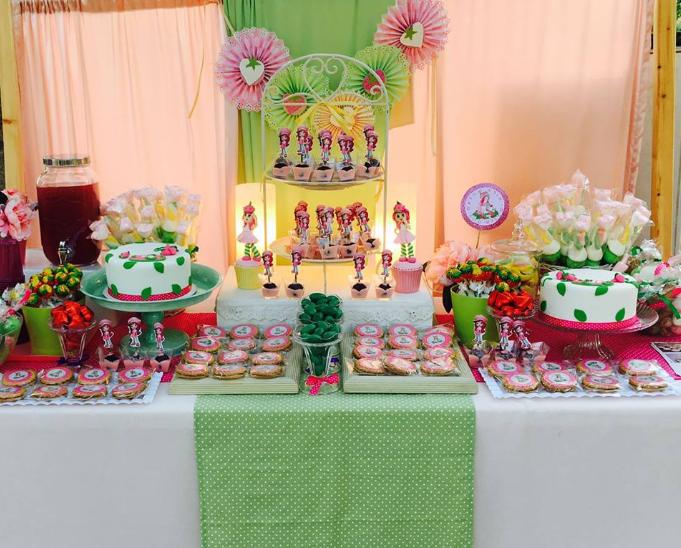 הפעלת יום הולדת בכרמיאל, יום הולדת בנות תותית