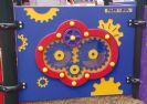 לוח משחק גלגלי שיניים - 2612808