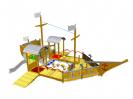 """ספינת פעילות עם נגישות מק""""ט:120820"""