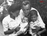 Bat Sheva, Shlomo, Dalia and Ilan 1944