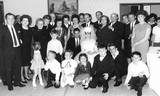 Wedding of Ilan Ageyev and Mimi Haviv 8.3.1964