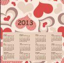 מדבקות לוח שנה