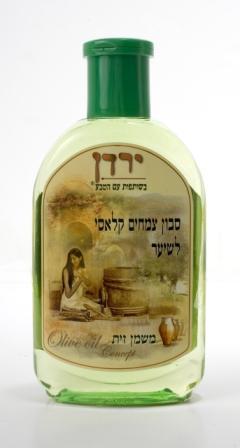 """סבון צמחים קלאסי לשיער 500 מ""""ל"""