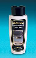 """סבון פנים מינרל ים המלח - 250 מ""""ל"""
