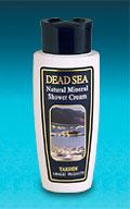 """קרם רחצה מינרל ים המלח - 250 מ""""ל"""