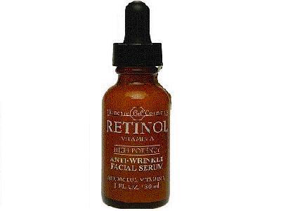 סרום פנים נגד קמטים Retinol