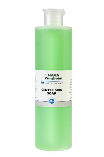 סבון לעור עדין