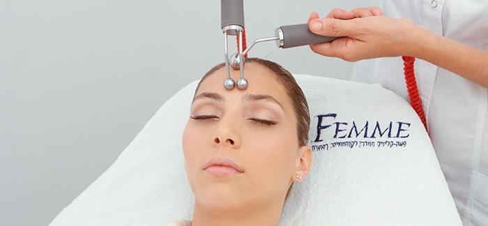 מבנה העור והטיפול בו