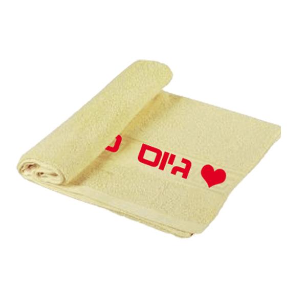 מגבת בינונית