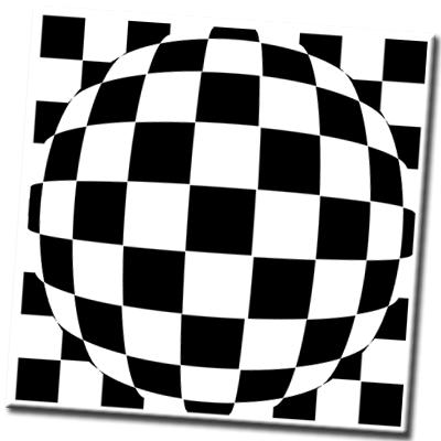 תחתית מעץ לכלי חם סדרת שחור לבן