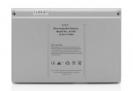 סוללה מקורית למחשב נייד Apple A1189
