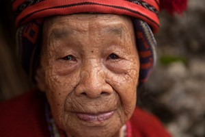 private tours philippines- ifugao woman