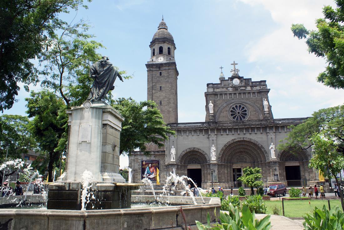 manila day tour - travel to manila philippines