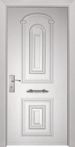 דלת כניסה קלאסית 1209
