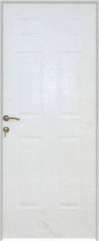 דלת סטנלי לבנה
