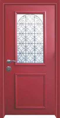 דלת כניסה קלאסית 2002