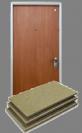 דלת פלדה אקוסטית