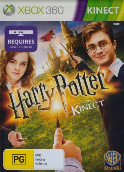 #553 harry potter kinect