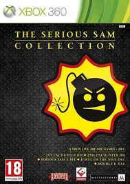 #373 THE SERIOUS SAM