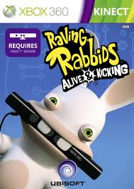 #539 raving rabbids kinect