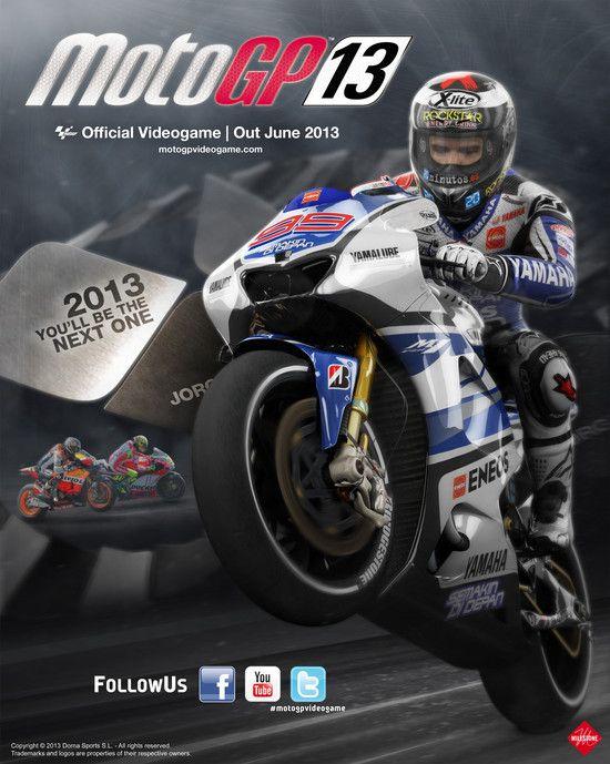 #481 MOTO GP 2013