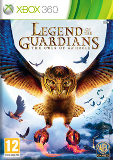 LEGEND OF THE GUARDIANS THE OWLS