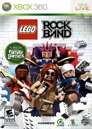 #255 LEGO ROCK BAND