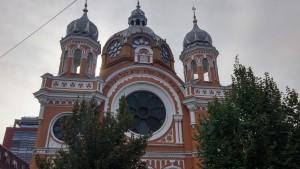 בית הכנסת של טורגו מורש