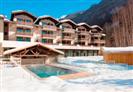 סקי בצרפת | מלון ספא בשאמוני (Chamonix) |  איגלון 4*