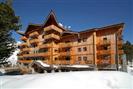 סקי בצרפת לז ארק Les Arcs - מלון CHALET DE L'OURS