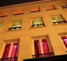 מלון בפריז - סטנדרט דיזיין 3*