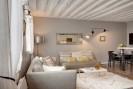 דירה בפריז - דירת שני חדרי שינה וסלון | רובע המארה