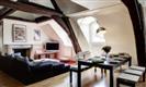 דירה בפריז - דירת שלושה חדרי שינה וסלון  | רובע המארה