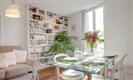 דירה בפריז - דירת שני חדרי שינה וסלון באיזור ריבולי - לובר - מארה