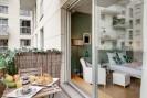 דירה בפריז - דירת סטודיו לזוג |  איזור מגדל אייפל