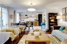 דירה בפריז - דירת שני חדרי שינה וסלון באיזור האופרה-מארה