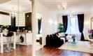 דירה בפריז - דירת שני חדרי שינה וסלון ברובע החמישי