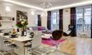 דירה בפריז - דירת שני חדרי שינה וסלון ליד ככר המדלן