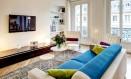 דירה בפריז - דירת שלושה חדרי שינה וסלון | ריבולי - המארה