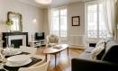 דירה בפריז - דירת שני חדרי שינה וסלון | פומפידו - מארה