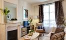 דירה בפריז - דירת שני חדרי שינה וסלון | לב רובע המארה