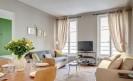 דירה בפריז - דירת שני חדרי שינה וסלון | ככר השאטלה
