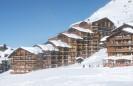 סקי בצרפת | ואל טורנס (ואל טורן) | מלון דירות הסוס הלבן