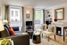 דירה בפריז - דירת שלושה חדרי שינה וסלון | רובע המארה - רפובליק