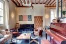 דירה בפריז - דירת שני חדרי שינה וסלון | לב הרובע הלאטיני